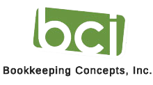 Bookkeeping Concepts, Inc. Logo
